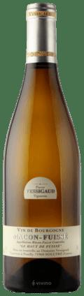 Vessigaud Macon Fuissé wijnfles
