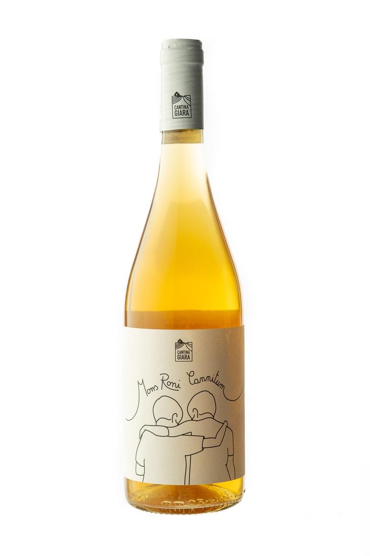 Giara Mons-Roni Cannitum wijnfles