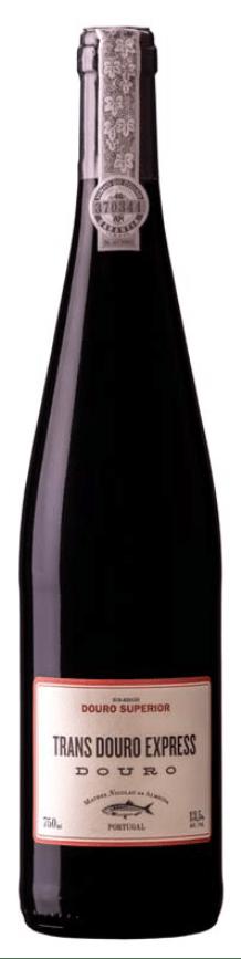 Trans Douro Express Almeida wijnfles