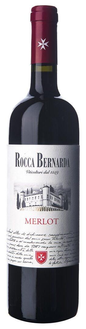 Merlot Rocca Bernarda