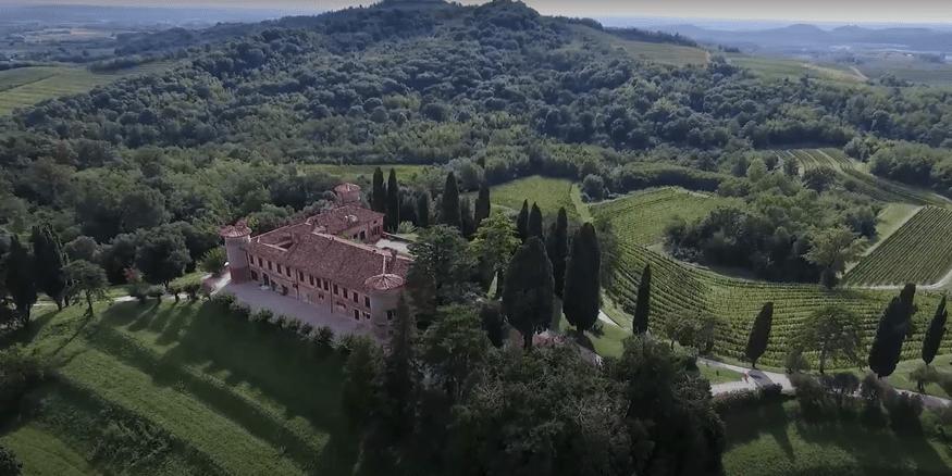 Rocca Bernarda wijndomein